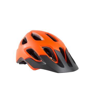 Bontrager Tyro Child Helmet - Radioactive Orange