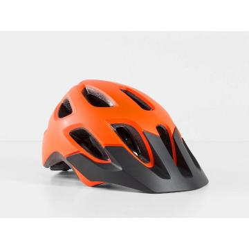 Bontrager Tyro Youth Helmet - Radioactive Orange