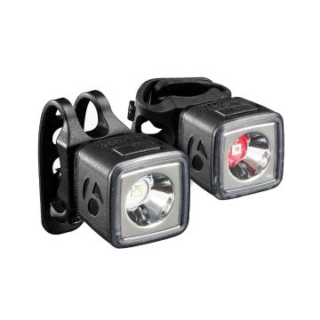 Bontrager Ion 100 Front + Flare R City Light Combo