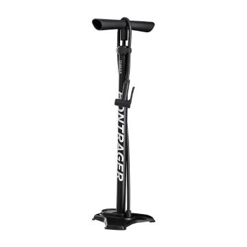 Bontrager Charger Floor Pump - Black
