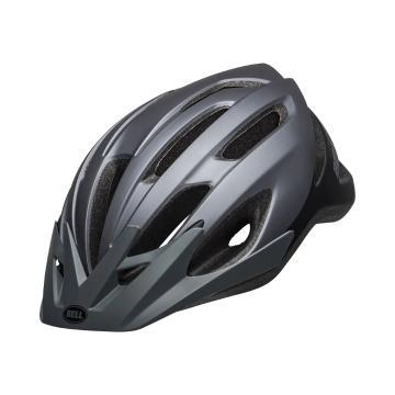 Bell Crest MTB Helmet - Matte Grey/Black