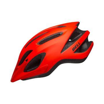 Bell Crest MTB Helmet - Matte Hi Viz Orange