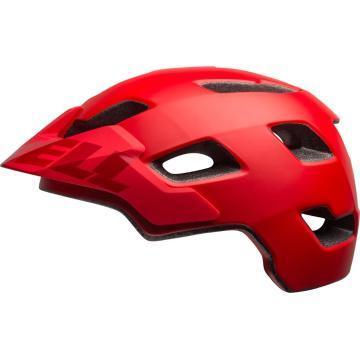 Bell 2018 Stoker Helmet - Matte Red Marsala
