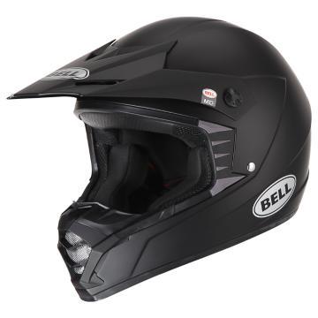 Bell SX-1 Full Face Helmet - Matte Black