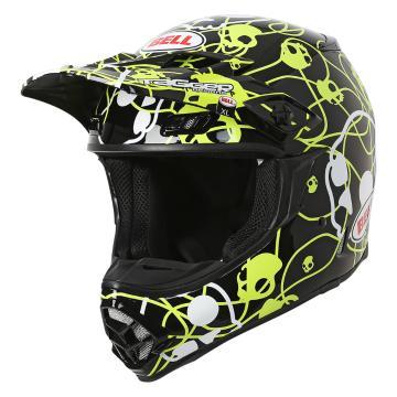 Bell MX-2 Skull Helmet