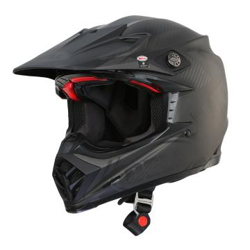 Bell Moto-9 Flex Syndrome Helmet - Matte Black