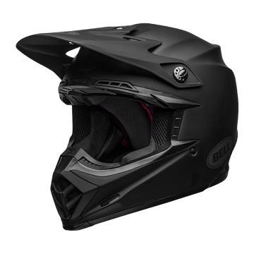 Bell Moto-9 MIPS Helmet - Matte Black