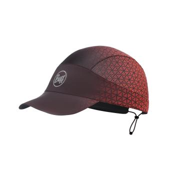 Buff Pack Running Cap - Equilateral Red
