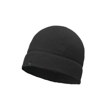 Buff Polar Hat Junior - Solid Black