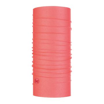 Buff Coolnet Solid - Pink Rose