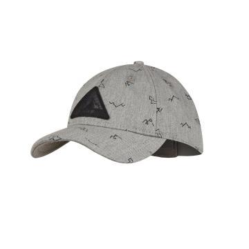 Buff Kid's Baseball Cap - Neem Grey