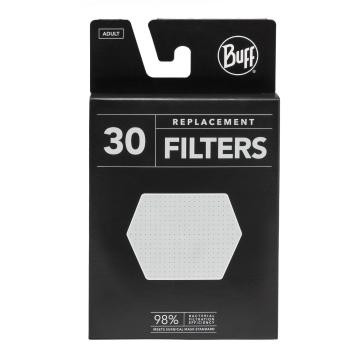 Buff Filter Replacement 30 Pack - White