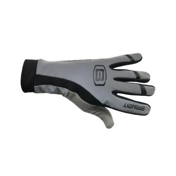 Braveit Dark 2.0 Thermal Gloves - Reflective/Black - Reflective/Black