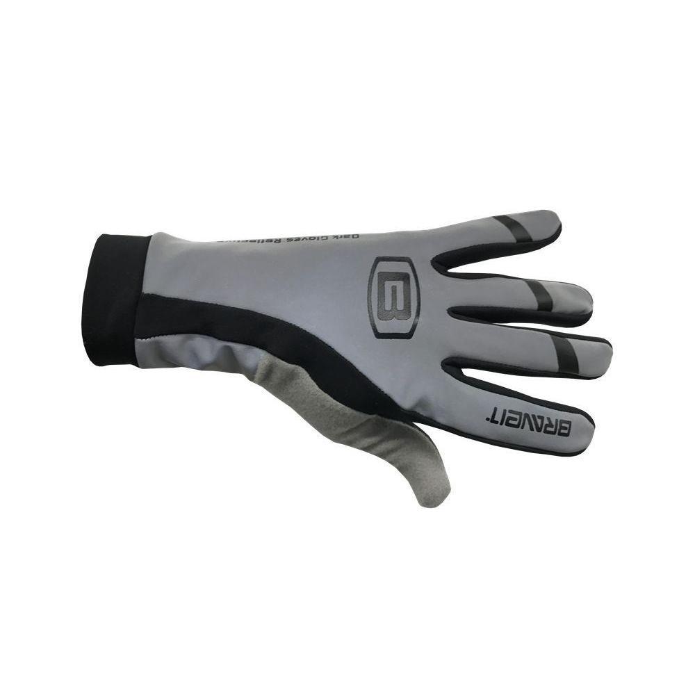 Dark 2.0 Thermal Gloves - Reflective/Black