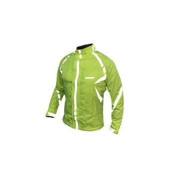 Braveit Commuter Waterproof Jacket - Fluro