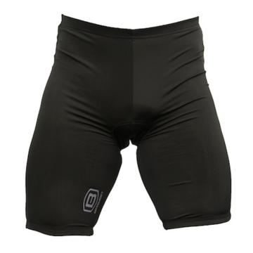 Braveit Youth Energy 6 Panel Shorts - Black