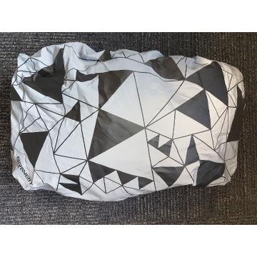 Braveit Backpack Cover - Silver Reflective