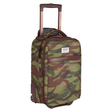 Burton 2018 Wheelie Flyer Travel Bag - 25L - Brushstroke Camo