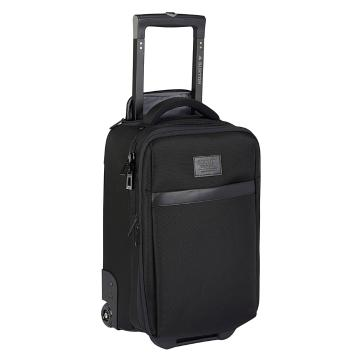 Burton 2018 Wheelie Flyer Travel Bag - 25L - True Black Ballistic