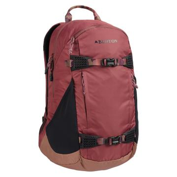 Burton 2019 Day Hiker 25L Backpack - Rose Brown Flt Satin - Ultramarine