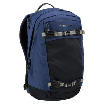 Burton 2019 Day Hiker 28L Backpack - Mood Indgo Rip Crdra