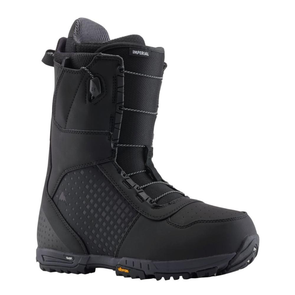 Mens Imperial Boots - Black 10