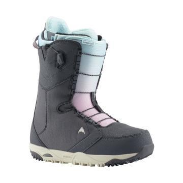 Burton 2019 Womens Limelight Boots - Gray/Malibu