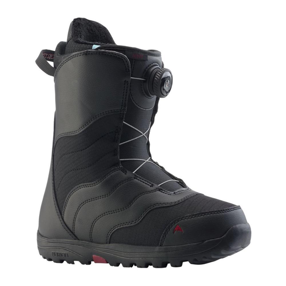 WoMen's Mint Boa Boots