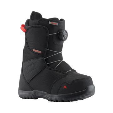 Burton 2019 Boys Zipline Boa Boots  - Black