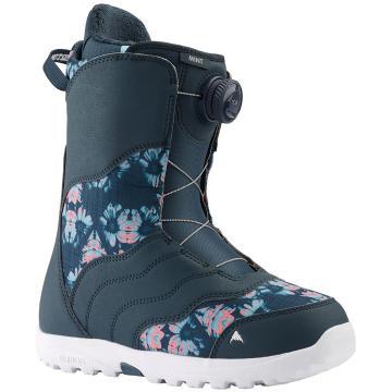 Burton 2020 Women's Mint Boa Boots - Midnight Blue/Multi