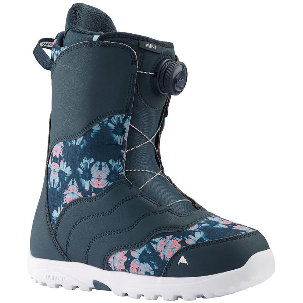 2020 Women's Mint Boa Boots