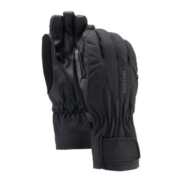 Burton 2018 Women's Profile Snow Undergloves - True Black
