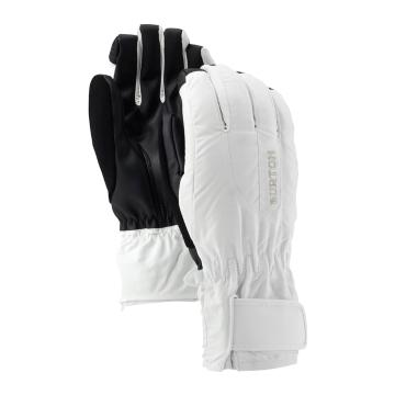 Burton 2018 Women's Profile Snow Undergloves - Stout White