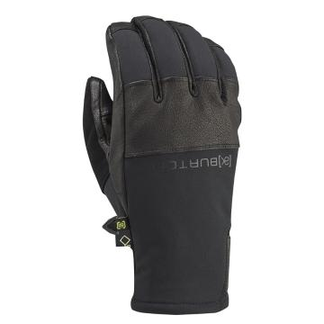 Burton 2019 Mens AK Gore Clutch Gloves - True Black