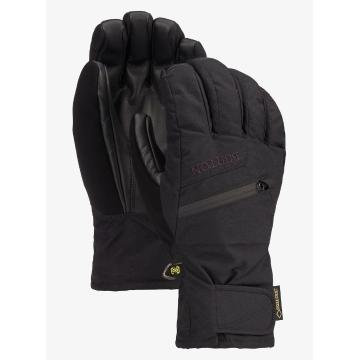 Burton Men's GORE-TEX Under Gloves + Gore Warm Technology - True Black