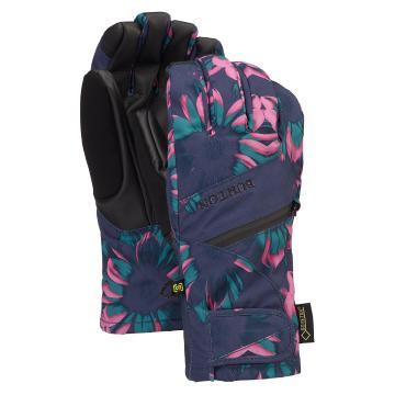 Burton Women's Under Glove + Gore Warm Technology - DRESS BLUE STYLUS