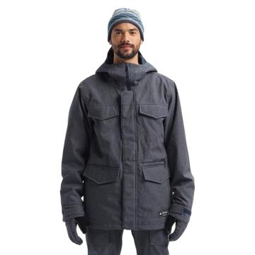 Burton Men's Covert Jacket - Denim