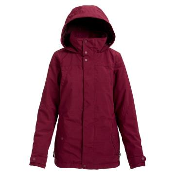 Burton Women's Jet Set 10K Snow Jacket - Port Royal Heather
