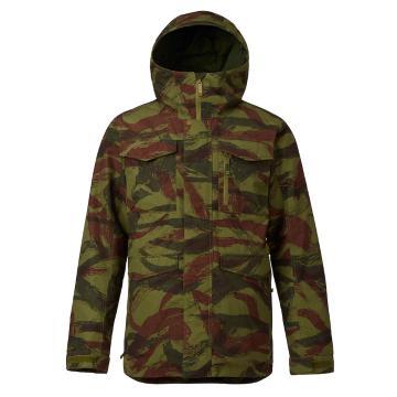 Burton 2018 Men's Covert 10K Insulated Snow Jacket - Brush Camo