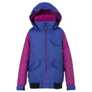 Burton 2017 Girl's Twist Bomber 10K Snow Jacket