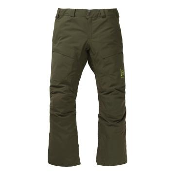 Burton 2020 Men's Ak Gore Swash Pants - Forest Night