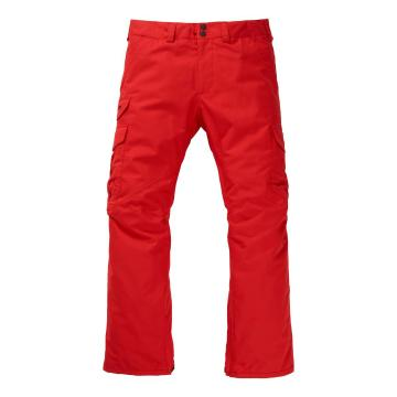 Burton 2020 Men's Cargo Pants - Flame Scarlet