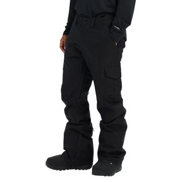Burton Men's Cargo Pants Regular - True Black