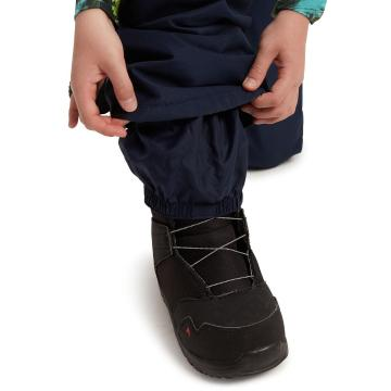 Burton Youth GORE-TEX Stark Bib - Dress Blue