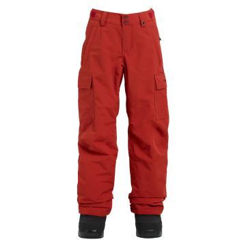 Burton 2019 Boys Exile Cargo 10k Snow Pants