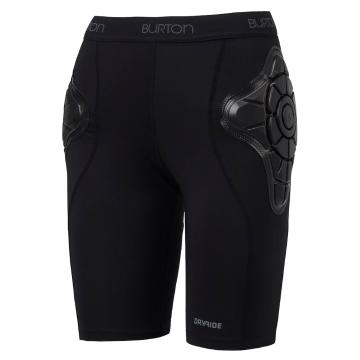 Burton Womens Total Impact Short - True Black