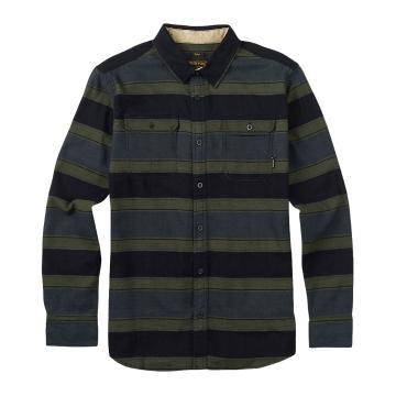 Burton 2017 Men's Brighton Flannel Long Sleeve Button Up Shirt