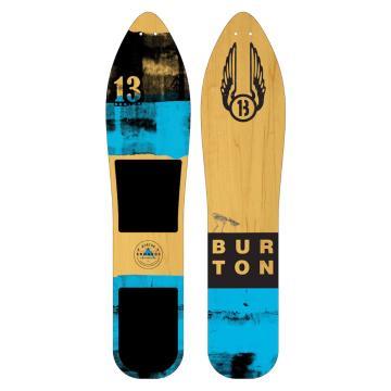 Burton 2018 Men's Throwback Snowboard