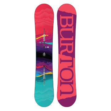 Burton Women's 2018 Feelgood Snowboard