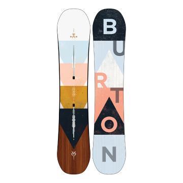Burton 2020 Womens Yeasayer FV Snowboard